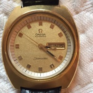 VTG WORKING Omega Seamaster watch